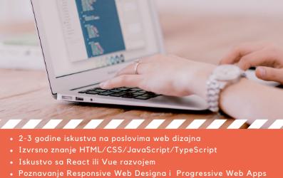 Front-end developer ( m/ž )